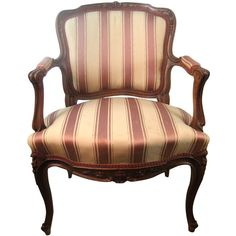 Vintage Louis XV Chair
