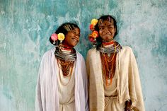 Credit: Jason Taylor/Survival International  The Dongria Kondh women of the Niyamgiri hills in Odisha state, India – who call themselves Jha...