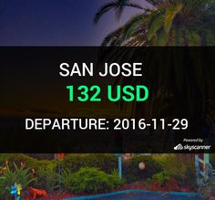 Flight from Atlanta to San Jose by Spirit Airlines #travel #ticket #flight #deals   BOOK NOW >>>