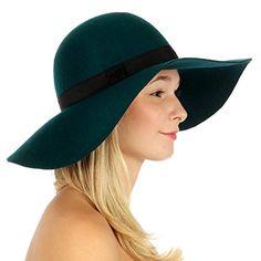 a1ebc36c8cf fashion2100 Classic Banded Woolfelt Hat Boho Hat