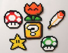 pacman perler bead patterns - Google Search