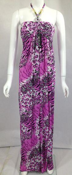 Long Sundresses For Women Cheap | New Womens Sexy Maxi Summer Sundress Long Beach Wholesale Assortment ...