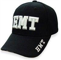 EMT Baseball Hat (Black)