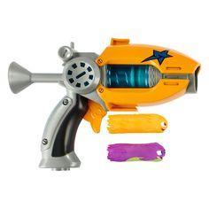 SlugTerra orange Basic Blaster avec 2 Slugs Giochi : Utilisez le slug pour lancer une attaque et devenir le grand champion de Slugterra. Réplique des armes de la série TV pour devenir comme votre héros p...King Jouet, retrouvez tout l'univers, Jeux d'adresse et sportifs - Sport et Jeux de plein air