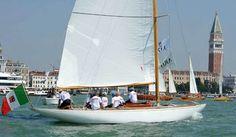 A Venezia ARIA vince il 4º Trofeo Principato di Monaco - Vele d'Epoca in Laguna