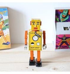 Robot Liliput