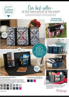Having a Thirty-One online party-----September Customer Special-https://www.facebook.com/groups/1598522847114923/