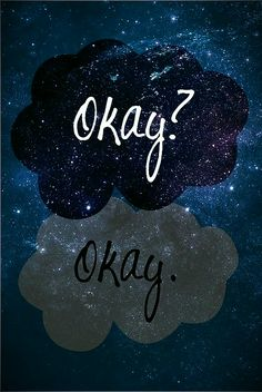Image shared by laura_bts. Find images and videos about book, the fault in our stars and tfios on We Heart It - the app to get lost in what you love. Wallpapers Tumblr, Tumblr Wallpaper, Iphone Wallpapers, The Fault In Our Stars, Star Quotes, Book Quotes, Wisdom Quotes, My Kind Of Love, Peace And Love
