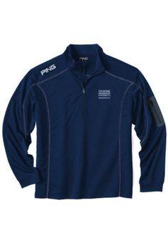 Product: George Washington University 1/4 Zip Ranger Fleece $62.00