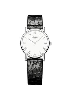Chopard Watches Classic white gold Sometimes, Simple are the best.