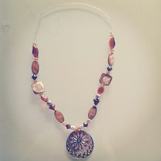 Ambra necklace