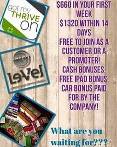 Join with the special offer I have going for promoter packs at 1/2 off 3 & 6 month packs and work with me directly helping change lives through health! Or split it with someone and share the discount!  #thrive #discount #lasvegas #startnow #healthy #alwaysthriving #healthandwellness #natural #nutrition #supplements #fitness #fitmom #mompreneur #feelinggood #instagood #public #model #fitnessmodel #bossbabe #slay #hustle #knowyourworth #neversettle #spreadthehealthandwealth #lovelife…