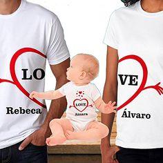 e987b4f836 39 mejores imágenes de Camisetas iguales familia