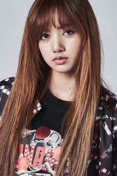 I think she is defintaly going to be my bias when they come out