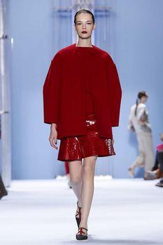 Carolina Herrera Ready to Wear Fall Winter 2015 in New York