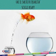 #Thinkdifferent: scegli noi per il tuo salto di #qualità!!! http://www.bsacommunication.com/servizi #Bsacommunication #tuttoperlatuaimmagine