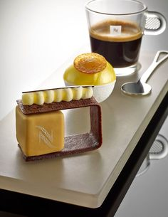 nespresso dessert by mathias