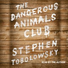 "Stephen Tobolowsky's #Humorous #Entertainment #Essays ""The Dangerous Animals Club"" is part of a special publisher's #Sale thru 12/9. Sample the audio here: http://amblingbooks.com/books/view/the_dangerous_animals_club"