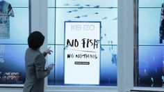 The first all-digital pop-up store. Made for KENZO by Soixante circuits. We tried to blur the line between the physical and digital worlds, to provide a playful…