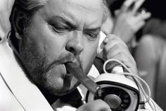 """Orson Welles With Cigar 3  by Terry O'Neill  American actor Orson Welles (1915 - 1985) on the set of the James Bond spoof 'Casino Royale', 1967.  Limited Edition Silver Gelatin Signed and Numbered  12"""" x 16"""" / 16"""" x 20""""  20"""" x 24"""" / 20"""" x 30""""  24"""" x 34"""" / 30"""" x 40""""  40"""" x 60"""" / 48"""" x 72""""  For questions or prices please contact us at info@igifa.com  IGI FINE ART"""