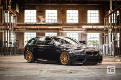 BMW M3 converted e91 Touring wagon