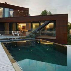 rusty house plus pool 2