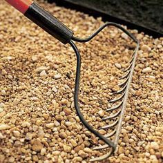 How To Install A Crushed Rock Patio Landscape Gravel