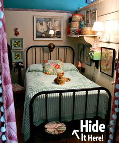 5 Places To Hide A Prep Table In A Small Space