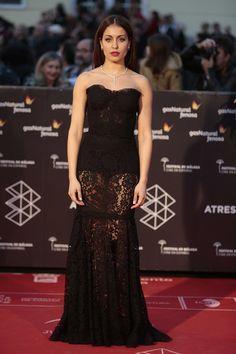 Las mejor vestidas de la Gala de Clausura del Festival de Malaga
