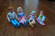 Hello Kelcey: Vintage Toys- Fisher Price Loving Family Dolls
