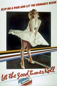 Bata Vintage Ad #batashoes #bata120years #advertising