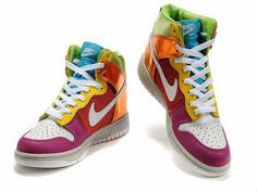 info for 69468 41a07 Nike Dunk High Premium Metallic Rainbow Red Pink Gold Women - Nike Dunks,Nike  Dunk,Nike Dunk SB Hot Sale for Nike Dunks Store
