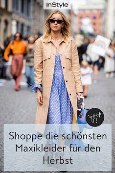 Maximale Fashion-Liebe  wir zeigen dir die schönsten Maxikleider für den  Herbst! Schöne 1804e0643c