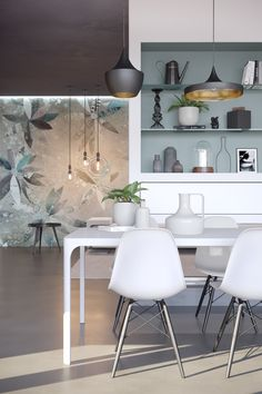 Esszimmer Gestalten, Fotoreferenz, Interieur Styling, Esszimmer, Küche Und  Esszimmer, Ideen Fürs