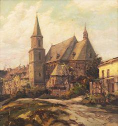 Jaro Procházka - Kostel sv. Apolináře v Praze