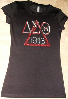 Delta Sigma Theta Centennial Items | DELTA SIGMA THETA 1913 Sorority by ChristCoutureDesigns on Etsy