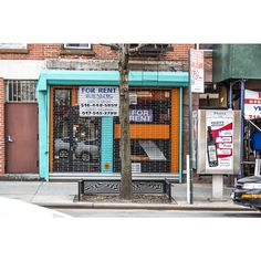 #brooklyn #storefront #forrent #street