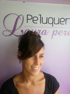 Nuevos recogidos en Peluquería Laura Pérez!!!