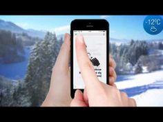 Statoil DieselGold Arctic - kampania mobilna wykorzystująca targetowanie pogodowe