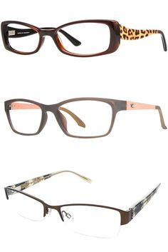 e9fb1877a1 selection of eyeglass frames for round faces Frames For Round Faces