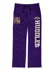 Baltimore Ravens - Victoria's Secret... WANT!!!