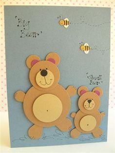 Punch Art bears - bjl