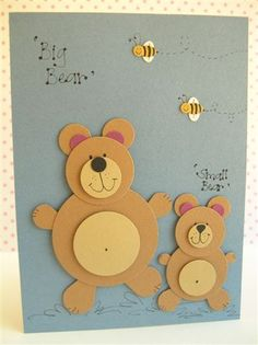 Punch Art bears - bjl
