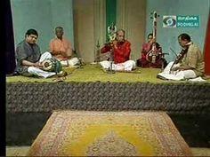 N. Ramani Flute Concert (Part 1 of 2)
