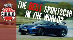 Lexus LFA And More Thrashed On Track By Ben Collins