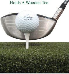 Golf Clubs - 60 X 60 XL Tee Golf Mat Holds A Wooden Tee Golf Mats e50c0b61de5