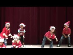 ▶ Jingle Bells - Christmas dance song in Chomel's Preschool Concert Christmas Songs Youtube, Christmas Songs For Kids, Funny Christmas Songs, Christmas Dance, Christmas Program, Christmas Concert, Preschool Christmas, Christmas Humor, Christmas Bells