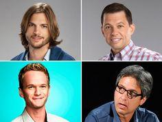 Ashton Kutcher encabeza la lista de los actores mejor pagados de la televisión