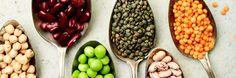 Maaltijden op basis van peulvruchten zoals bonen en erwten zijn meer verzadigend dan maaltijden op basis van varkensvlees en kalfsvlees zo blijkt uit een recente studie door de Deense Universi