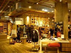 Urban outfitters barcelona